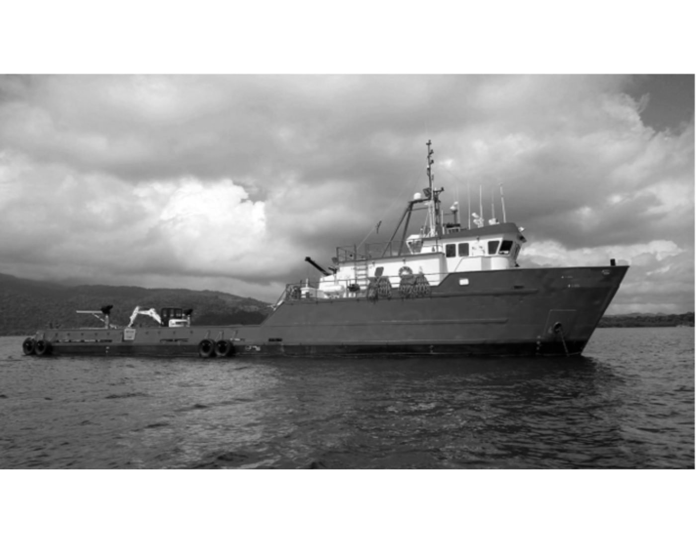 135′ Offshore Supply Vessel (ME1218)